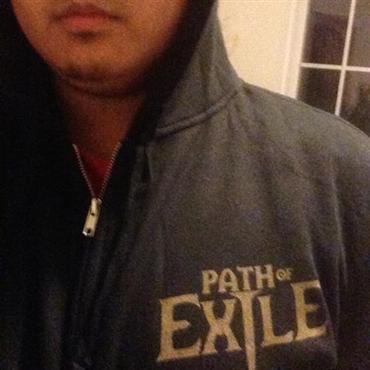JINX : Path of Exile Vintage Logo Hoodie